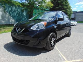 Used 2017 Nissan Micra ******5 VITESSES******MAGS******* for sale in St-Eustache, QC