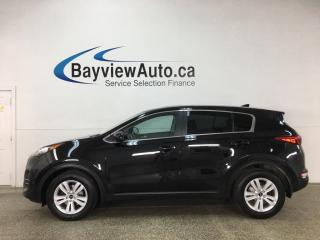 Used 2019 Kia Sportage LX - HEATED SEATS! ALLOYS! + MORE! for sale in Belleville, ON