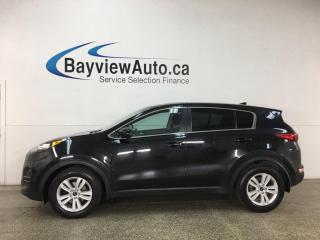 Used 2019 Kia Sportage LX - ALLOYS! REVERSE CAM! HTD SEATS! for sale in Belleville, ON