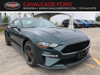 New 2020 Ford Mustang BULLITT for sale in Bracebridge, ON