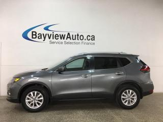 Used 2019 Nissan Rogue SV - AWD! PANOROOF! ALLOYS! 21,000KMS! for sale in Belleville, ON