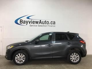 Used 2016 Mazda CX-5 GX - AUTO! ALLOYS! PWR GROUP! for sale in Belleville, ON
