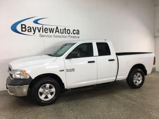 Used 2017 RAM 1500 ST - 4X4! HEMI! PWR GROUP! for sale in Belleville, ON