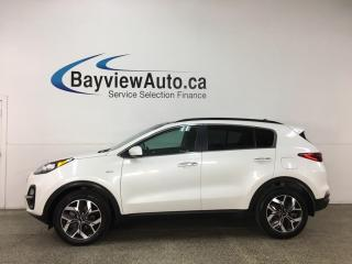 Used 2020 Kia Sportage EX - AWD! PANOROOF! HTD SEATS! REVERSE CAM! + MUCH MORE! for sale in Belleville, ON