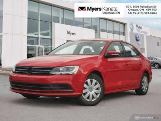 Used 2016 Volkswagen Jetta 1.4 Trendline+ for sale in Kanata, ON