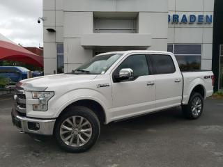 Used 2016 Ford F-150 Lariat for sale in Kingston, ON