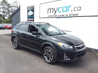 Used 2017 Subaru XV Crosstrek Touring HEATED SEATS, ALLOYS, BACKUP CAM!! for sale in Richmond, ON