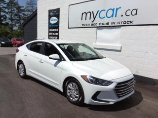 Used 2017 Hyundai Elantra LE HEATED SEATS, POWERGROUP!! for sale in Richmond, ON