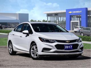 Used 2017 Chevrolet Cruze LT Turbo for sale in Markham, ON
