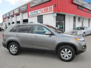 Used 2011 Kia Sorento $7,995+HST+LIC FEE / CLEAN CARFAX / CERTIFIED for sale in North York, ON