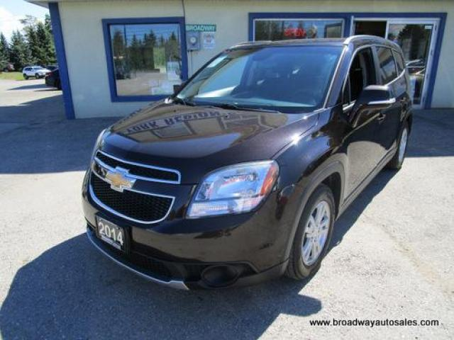 2014 Chevrolet Orlando FAMILY MOVING LS EDITION 7 PASSENGER 2.4L - ECO-TEC ENGINE.. MIDDLE BENCH.. THIRD ROW.. KEYLESS ENTRY..