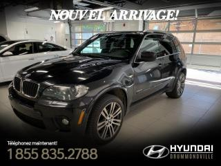 Used 2011 BMW X5 X-DRIVE 35i + GARANTIE + M PACK + NAVI + for sale in Drummondville, QC