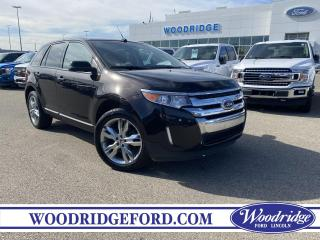 Used 2013 Ford Edge SEL ***PRICE REDUCED*** 3.5L, AWD, NAVIGATION, SUNROOF, LEATHER, BACK UP CAMERA, NO ACCIDENTS. for sale in Calgary, AB