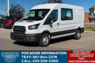 New 2020 Ford Transit 250 Crew for sale in Okotoks, AB