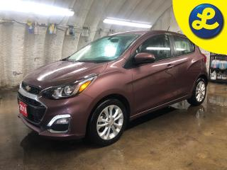 Used 2019 Chevrolet Spark LT * My link audio with 7 colour touch screen * Rear vision camera * apple CarPlay/android * Electronic stability control * Traction control * On star for sale in Cambridge, ON