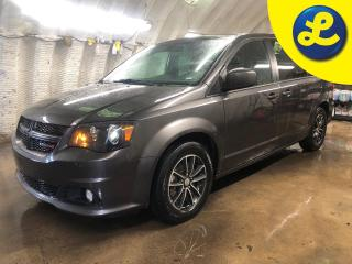 Used 2019 Dodge Grand Caravan GT * Leather faced seats with perforated inserts * 3.6L Pentastar VVT V6 * Power sliding and rear door * Power windows with front one touch down * Sec for sale in Cambridge, ON