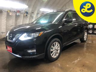 Used 2017 Nissan Rogue SV * AWD * Remote start * Phone connect * Back up camera * Heated front seats * Heated mirrors * Sport/Eco mode * Hands free steering wheel controls * for sale in Cambridge, ON