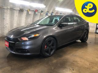 Used 2014 Dodge Dart GT * Navigation * Leather interior * Remote start * 8.4 touch screen display * Remote start * ParkView Back-Up Camera * Heated front seats * Heated st for sale in Cambridge, ON