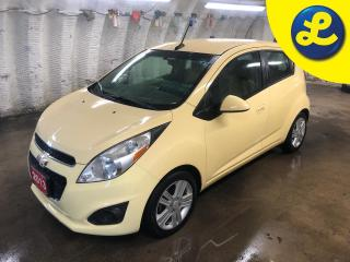 Used 2013 Chevrolet Spark LT 1.25 L ECO * Two Tone Seats * Keyless entry * Climate control * Phone connect * Hands free steering wheel controls * Cruise control * for sale in Cambridge, ON