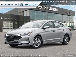 New 2020 Hyundai Elantra Preferred for sale in Lloydminster, SK
