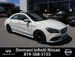 Used 2017 Mercedes-Benz CLA250 for sale in Gatineau, QC