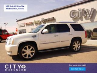 Used 2010 Cadillac Escalade LOW KMS for sale in Medicine Hat, AB