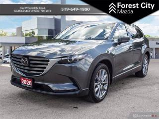 Used 2020 Mazda CX-9 GS-L for sale in London, ON