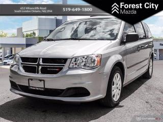 Used 2016 Dodge Grand Caravan CANADA VALUE PACKAGE for sale in London, ON