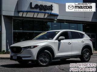 Used 2018 Mazda CX-5 GS - AWD, BLUETOOTH, HEATED SEATS, REAR CAMERA for sale in Burlington, ON