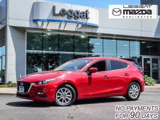 Used 2018 Mazda MAZDA3 GS- AUTOMATIC, BLUETOOTH, HEATED SEATS, BLINDSPOT MONITORING for sale in Burlington, ON