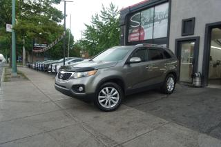 Used 2011 Kia Sorento Traction intégrale 4 portes V6, boîte au for sale in Laval, QC