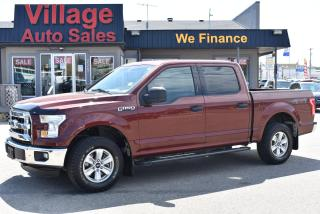 Used 2016 Ford F-150 XLT Bluetooth! Cruise Control! 4X4! for sale in Saskatoon, SK
