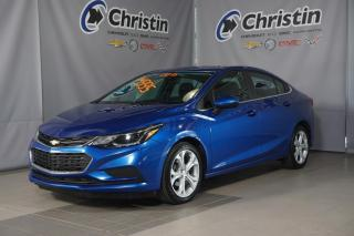 Used 2016 Chevrolet Cruze LT TURBO MAG 17