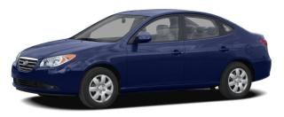 Used 2007 Hyundai Elantra GL for sale in Scarborough, ON