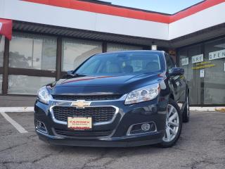 Used 2014 Chevrolet Malibu 2LT Navi | Back up Camera | Sunroof | Leather for sale in Waterloo, ON