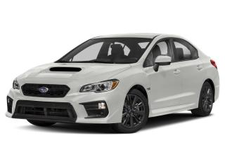 Used 2019 Subaru WRX CVT for sale in Gatineau, QC