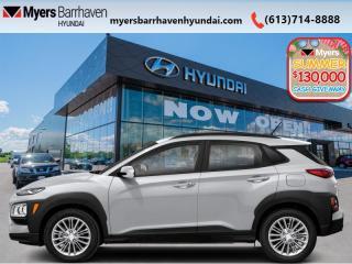 New 2020 Hyundai KONA 2.0L Preferred FWD  -  Heated Seats - $153 B/W for sale in Nepean, ON