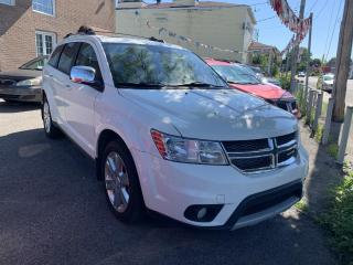 Used 2012 Dodge Journey Traction avant 4 portes groupe valeur Ca for sale in Pointe-Aux-Trembles, QC