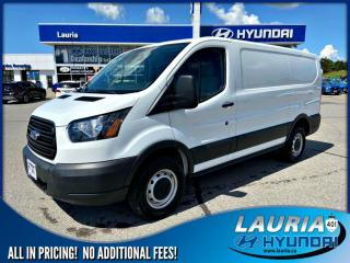 Used 2019 Ford Transit VAN Cargo for sale in Port Hope, ON