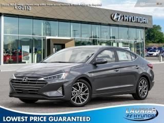 New 2020 Hyundai Elantra Ultimate Auto - BLOW OUT PRICE!! for sale in Port Hope, ON