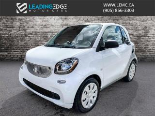 Used 2016 Smart fortwo Navigation, Heated Seats for sale in King, ON