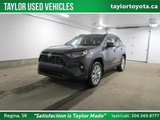 Used 2019 Toyota RAV4 XLE for sale in Regina, SK