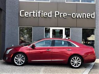 Used 2013 Cadillac XTS PREMIUM w/ NAVI / PANORAMIC ROOF for sale in Calgary, AB