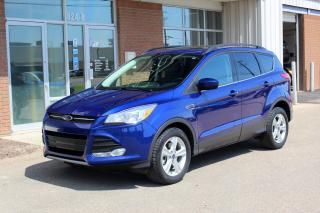 Used 2016 Ford Escape SE AWD 1.6L - LEATHER - NAV - REVERSE CAM for sale in Saskatoon, SK