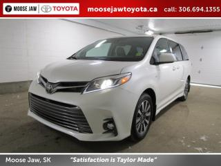 New 2020 Toyota Sienna XLE 7-Passenger XLE AWD LIMITED for sale in Moose Jaw, SK