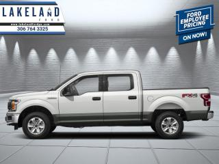 New 2020 Ford F-150 XLT for sale in Prince Albert, SK