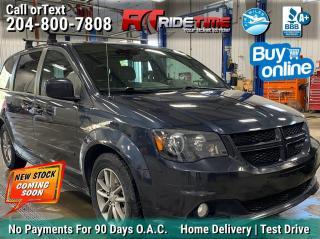 Used 2014 Dodge Grand Caravan R/T for sale in Winnipeg, MB