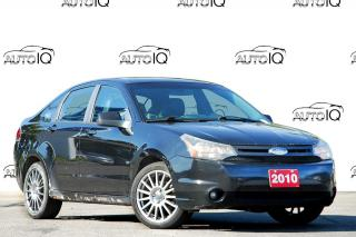 Used 2010 Ford Focus SES / MANUAL / SUNROOF / AS-IS SPECIAL for sale in Kitchener, ON