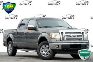 Used 2012 Ford F-150 Lariat LARIAT | 4X4 | 3.5L V6 ECOBOOST | SUNROOF for sale in Kitchener, ON