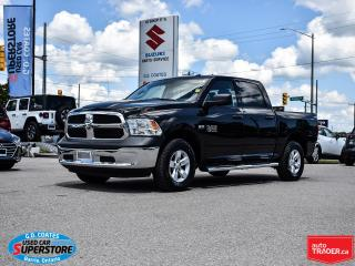Used 2017 RAM 1500 ST Crew Cab 4x4 ~5.7L HEMI ~Trailer Tow Package for sale in Barrie, ON